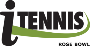 iTennis Rose Bowl logo