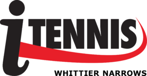 iTennis Whittier Narrows logo